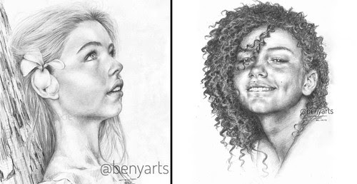 00-Benyarts-Drawing-Portraits-www-designstack-co