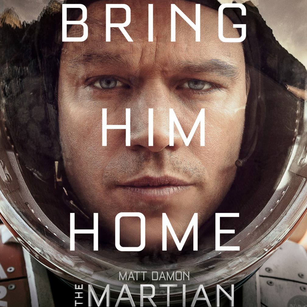 Film Review The Martian Janay Brazier
