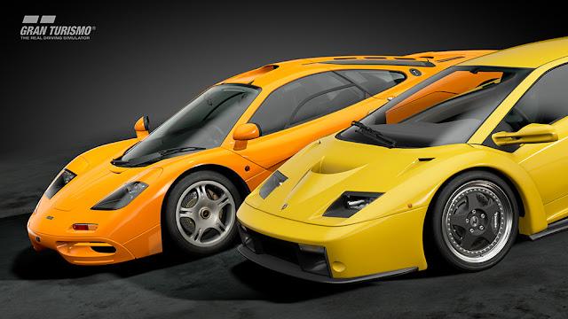 Llegan nuevos coches, eventos y más a Gran Turismo Sport