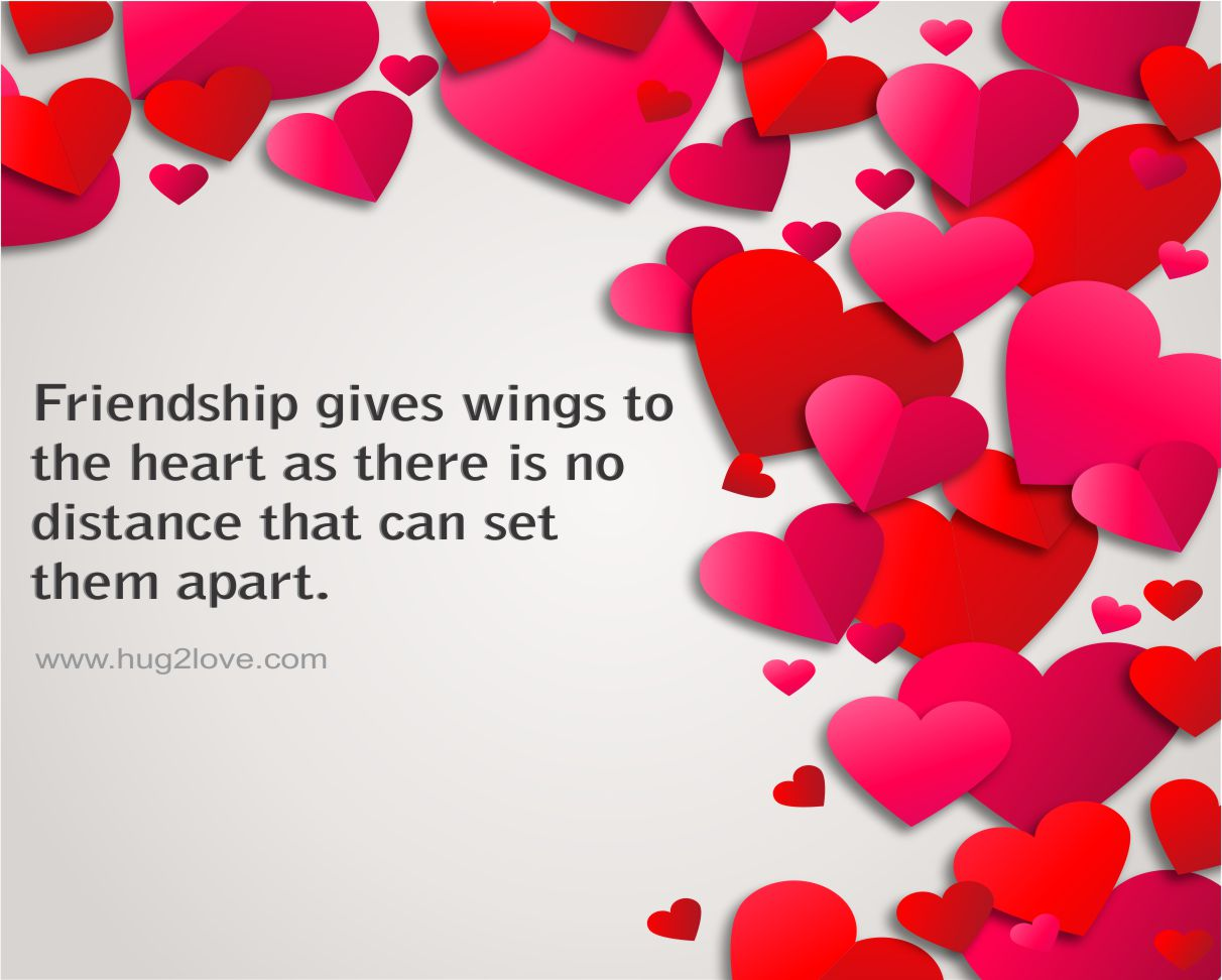 Sweet Valentines Day Quotes For Friends Collections of valentines