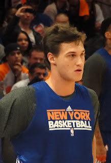 Danilo Gallinari joined New York Knicks in 2008 after entering the draft