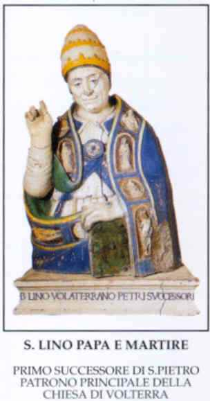 Image result for san lino papa