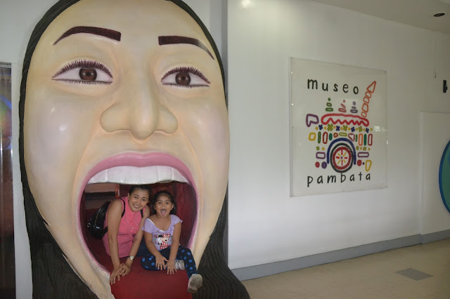 Located inwards Roxas Boulevard corner South Drive inwards Manila thingstodoinsingapore: Manila: Museo Pambata