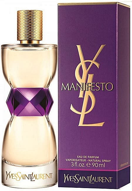 YVES SAINT LAURENT - MANIFESTO