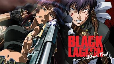 Black Lagoon SS3