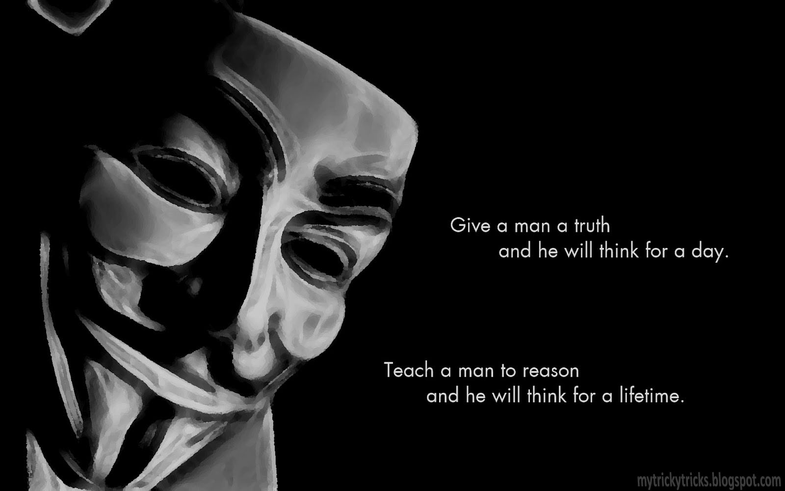 Trickytricks anonymous wallpapers on trickytricks - Anonymous wallpaper full hd ...