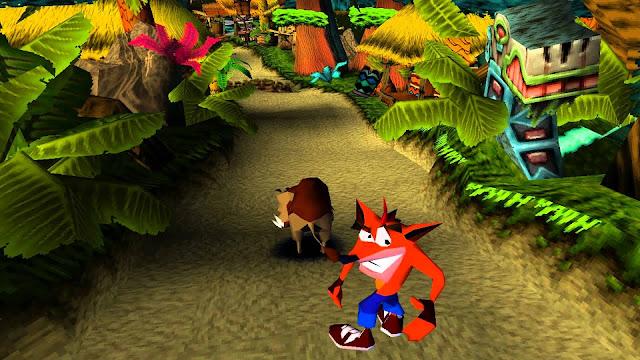 Crash Bandicoot screenshot 1