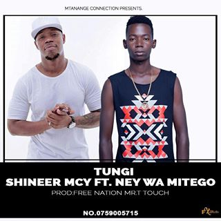Shine MC Ft. Nay Wa Mitego - Tungi Audio