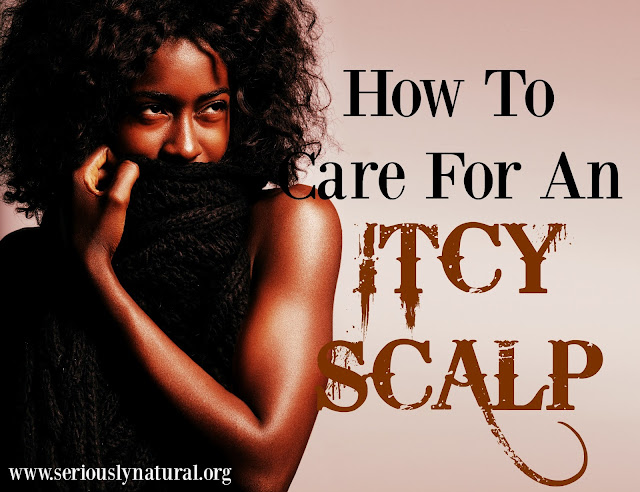 How to take care of an itchy scalp