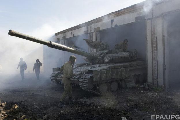 Бойовики концентрують танки і артилерію поблизу лінії розмежування на Донбасі - спостерігачі