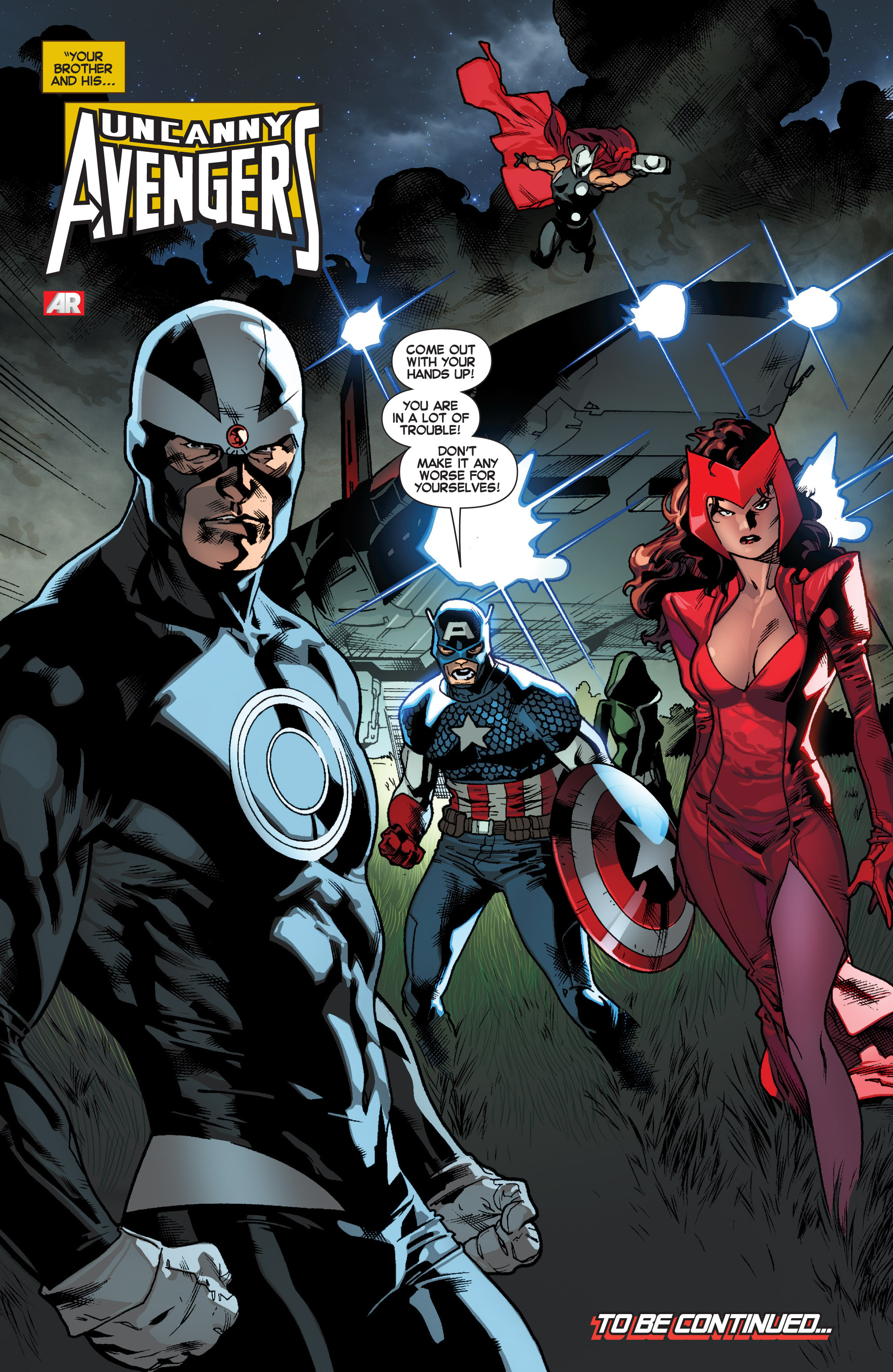 Read online All-New X-Men (2013) comic -  Issue # _Special - Out Of Their Depth - 25