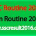 HSC Routine 2016 - Alim Routine 2016 Bangladesh {UPDATED}