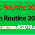 HSC Routine 2018 - Alim Routine 2018