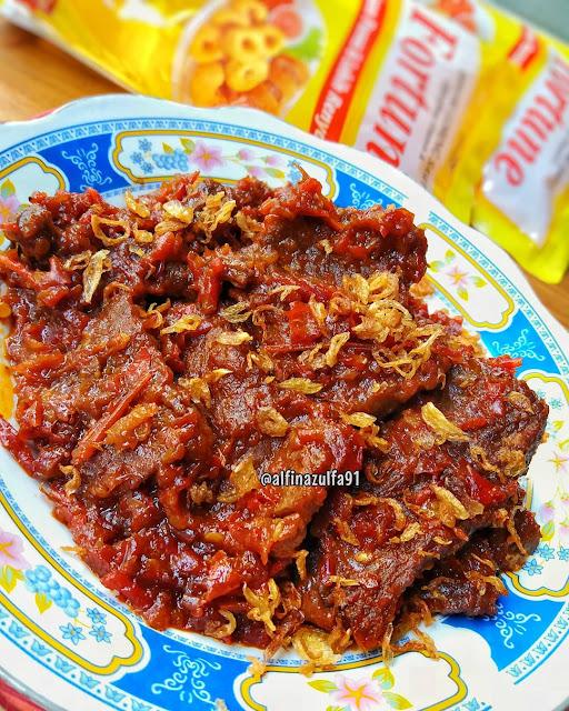 Resep Sambal Goreng Daging : resep, sambal, goreng, daging, Resep, Sambal, Goreng, Daging., Bikin, Semangat, Makan!, Spesial