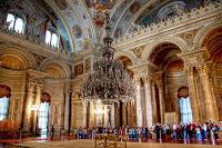 Dolmabahçe Sarayı Muayede Salonu