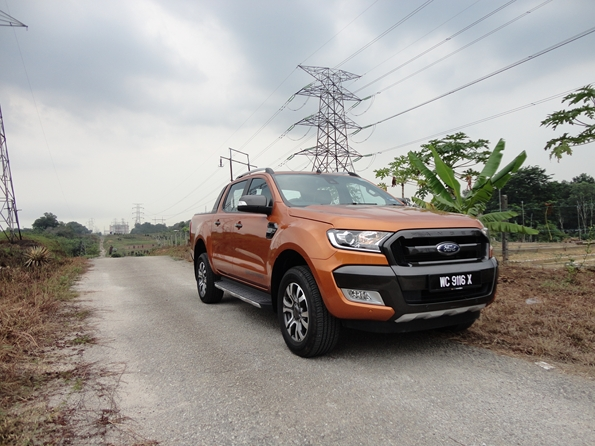 motoring malaysia ford ranger awarded asean ncap grand. Black Bedroom Furniture Sets. Home Design Ideas