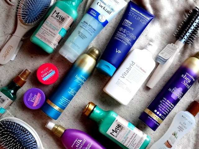 New And New To Me Spring Haircare Launches From OGX, Vernon Francois, Biosilk, Vitabrid and More!