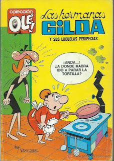 Las Hermanas Gilda, Coleccíon Olé nº 9