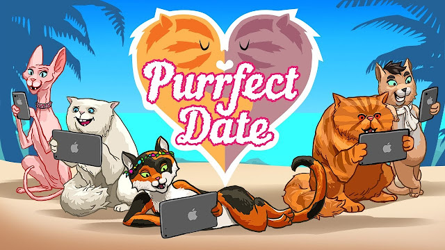 Purrfect Date | Purrfect for all you Cat Lovers.