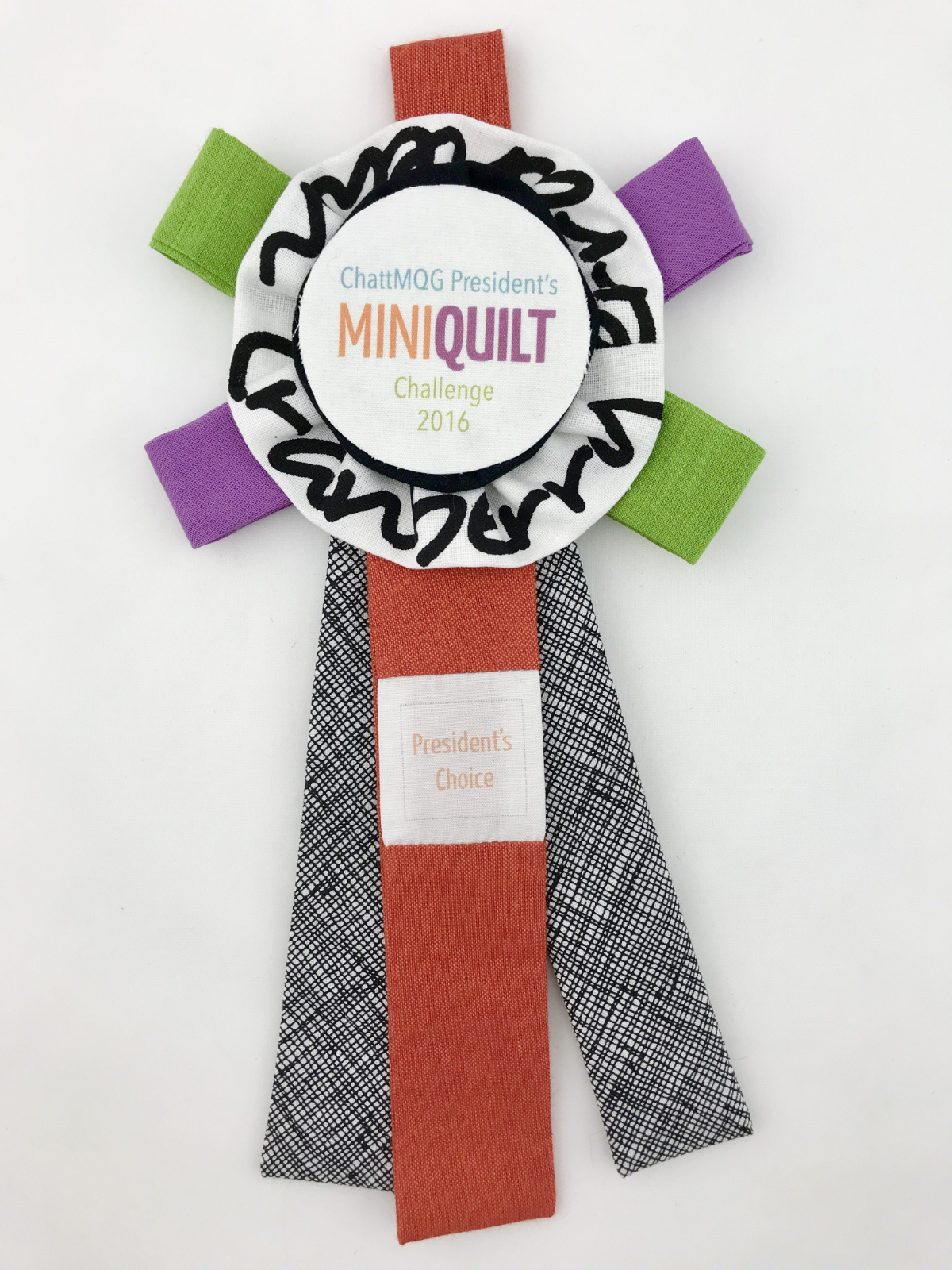 Chattanooga modern quilt guild how to make award ribbons learn how to make award ribbons with this tutorial baditri Image collections