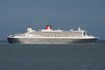 Ocean Liner Cruise Ship Chris Frame