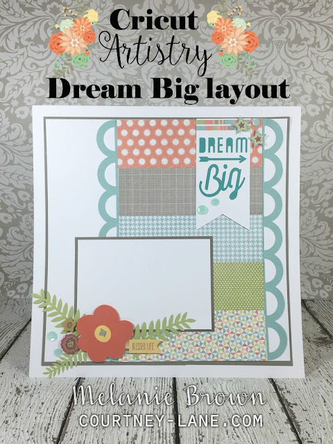 Dream Big layout