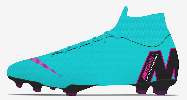 best service 456da 9f45d 7 Next-Gen Nike Mercurial Superfly 2018 Concept Leaked ...
