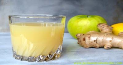 Ginger Juice Mixture