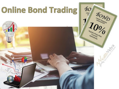 Can Investment in Corporate Bonds be made in India through Online Trading Account