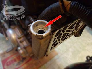 tuang air radiator (coolant)