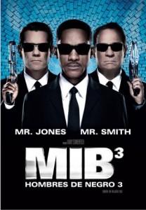 Hombres de negro 3 - Latino - DVDRip - Portada