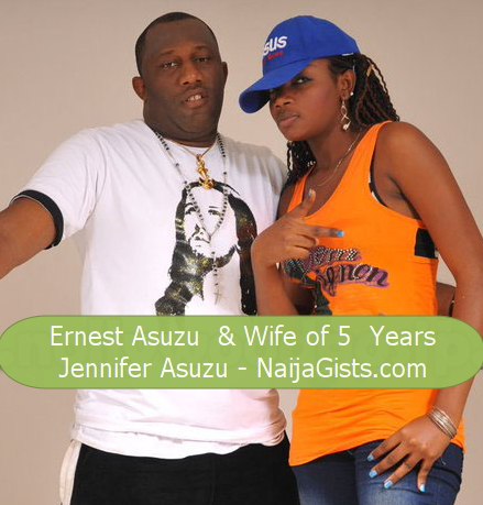 ernest asuzu wife jennifer