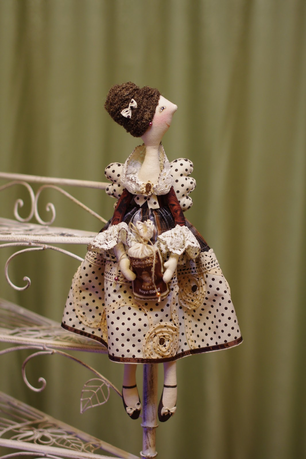 Шитье мастер класс челябинск кукла nkale  #11