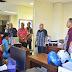 Hari Pertama Kerja, Petrus Fatlolon Sidak ASN Pemkab MTB