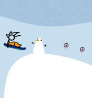 Here is Fancy Snowboarding. A #Winter edition to #FancypantsAdventures by #BradBorne!