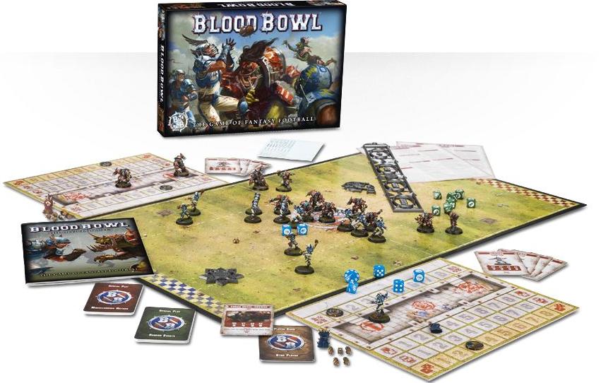 Recensione blood bowl nuova edizione ovvero botte - Blood bowl gioco da tavolo recensione ...