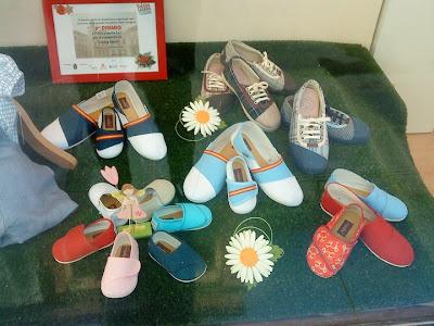 Mercadillos online y zapatos… muchos zapatos.