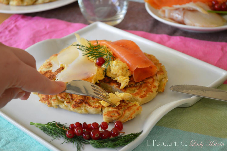 El Recetario de Lady Halcon: Boxty pancakes - Reto # ...