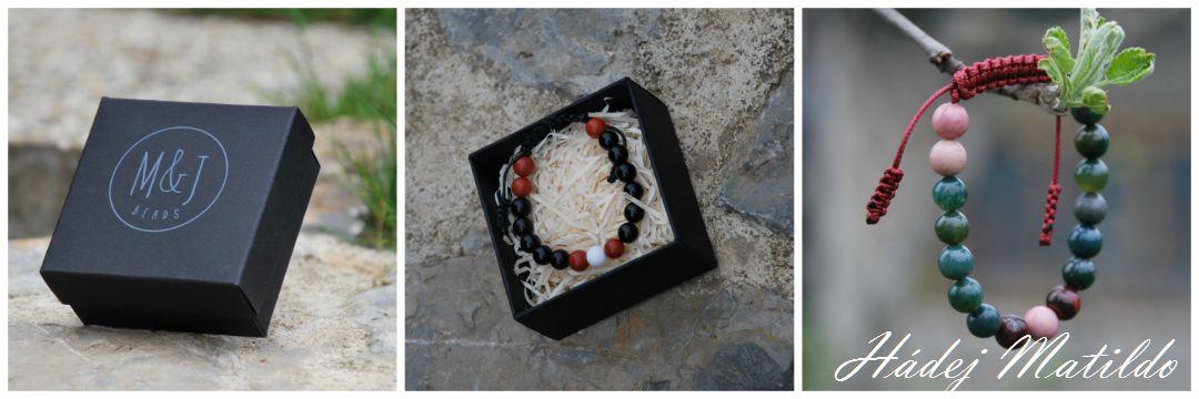 M&J Beads, mala náramek, korálky