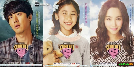 Phim Người Cha Tuyệt Vời Tập 14/16 VIETSUB HD VietSub HD | Super Daddy Yeol 2015