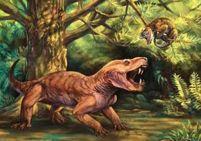 Τα άγνωστα θηρία που δεν συνάντησαν οι δεινόσαυροι