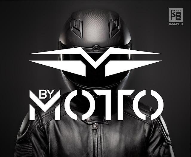 Motto Logo Tasarımı deri motor kıyafet