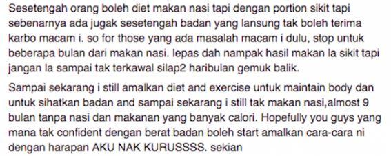 Kena Reject Kerana Gemuk, Gadis Nekad Kurangkan 26kg Sehinggalah..