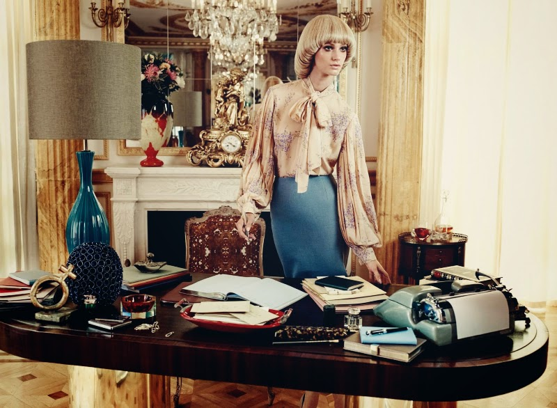 Helene Molsted for How To Spend It :: This is Glamorous
