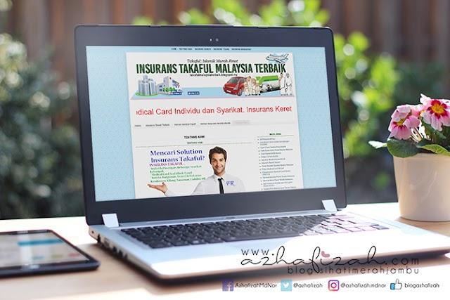 Design Blog Insurans Takaful Malaysia Terbaik