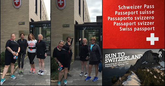 Run to Switzerland