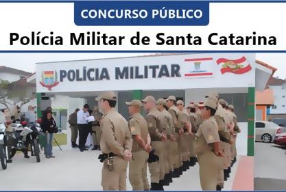 Concurso PMSC 2018  - Polícia Militar de Santa Catarina