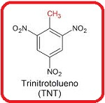 O Trinitrotolueno – TNT