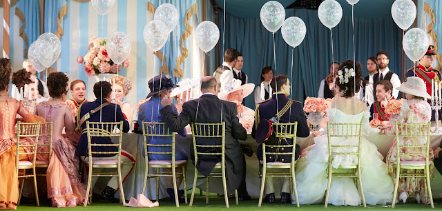 Garsington Opera's 2015 production of Cosi fan Tutte