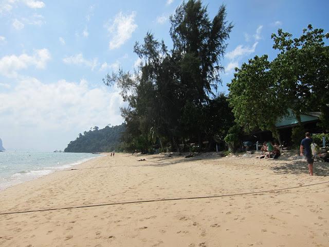 Koh Ngai Koh Hai Trang Thailand